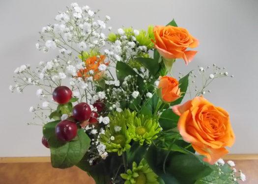 今週のお花(5/21)