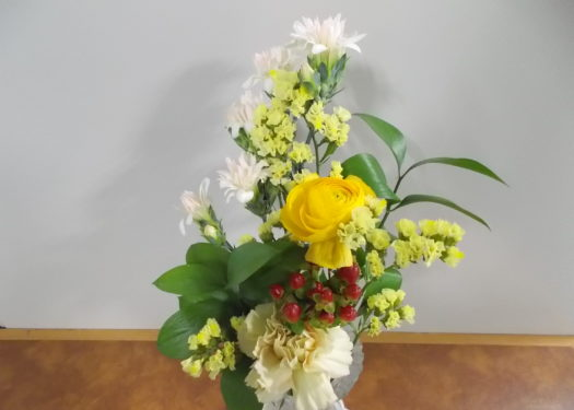 今週のお花(3/25)