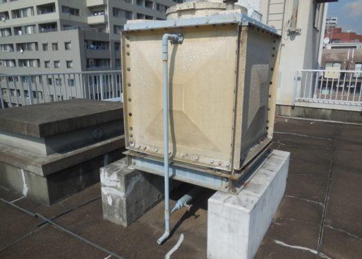 マンション屋上等防水改修工事【築30年】