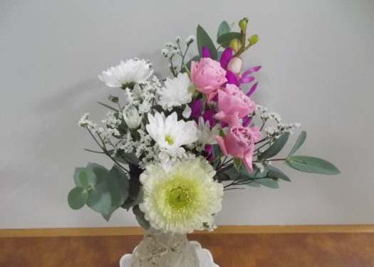 今週のお花(12/23)