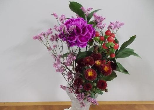 今月のお花(11月)