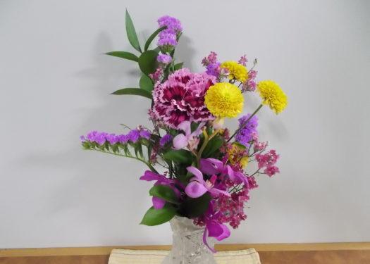 今月のお花(1月)