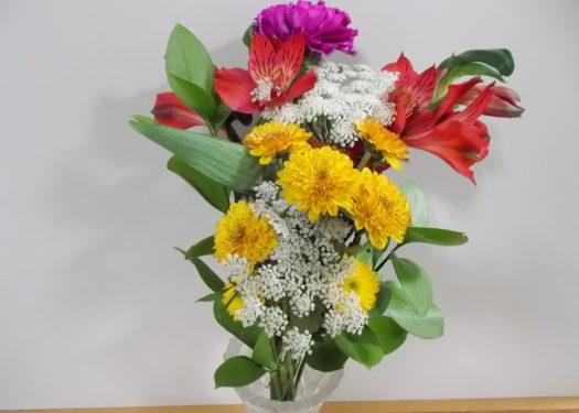 今月のお花(3月)