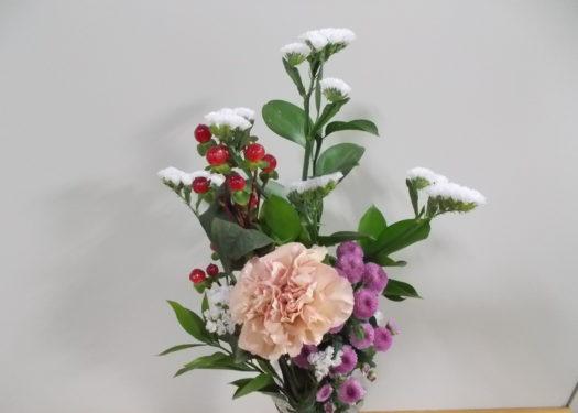 今月のお花(12月)
